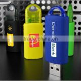 electronic new usb products Push pull plastic retractable usb stick 2014 alibaba china shenzhen express