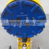 diamond cup wheel grinder machine surface
