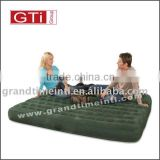 Camping self-inflatable mattress