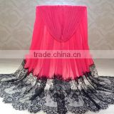 Wholesale Big Size Cotton Women Fashion Lace Scarf                                                                         Quality Choice