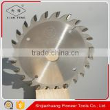 strong teeth saw blade for scoring laminate board wood