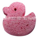Eco-friendly Soft Facial Cleansing Cellulose Sponge