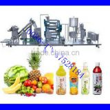 Fruit Juice Processing Plant From Beverage Factory (Hot Sale)