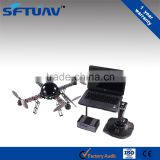 4 channel gyro mode and auto follow drone function uav drone crop duster