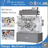 Label Printing Machine for satin/rIbbon/fabric/roll paper                                                                         Quality Choice