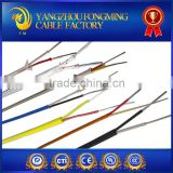 Double Conductors K Type/J Type High Temperature Thermocouple compensation Wire