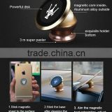 Mobile phone car navigation table Taiwan magnetic paste type universal mobile phone holder zx