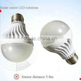 Led Bulb Of 6w/9w high power dome UL cUL CE,40W/60w incandescent light bulbs replacement with 3 year warranty R102
