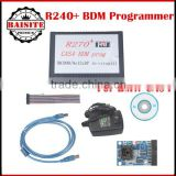 Good feedback R270+ V1.20 CAS4 BDM Programmer For BMW CAS4 From 2001-2009 with high quality
