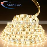 Brilliant brightness linear 22lm SMD 5050 led chip soft warm flexible light belts for clothes