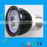 Led 3w spot light e27 gu10 mr16