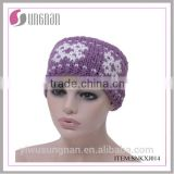 latest dress designs photos Knitting embroidery knitted elastic band wide crochet headbands