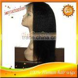 Hot Sale Top Quality Brazilian Virgin Human Hair Full Lace Wig&Lace Front Wig