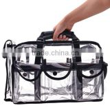 2016 new hotsell transparent pvc travel cosmetic bag, pvc cosmetic bag, clear cosmetic bag