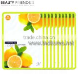 Beauty Friends II Lemon Essence Mask Sheet