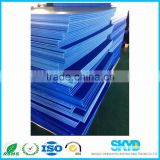 PP floor protection corrugated plastic sheet