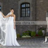 New 2015 Bridal Collection Lace Wedding Gown Wholesale