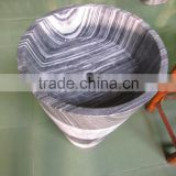 Marble Sink Pedestals and Basins Marble Stone From Vietnam