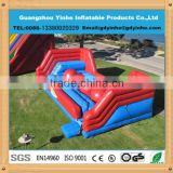 2015 EN14960 new design inflatable bouncing ball games                                                                         Quality Choice