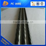 Railway Sleeper Use 7mm 1670MPA Low Relaxation PC Wire