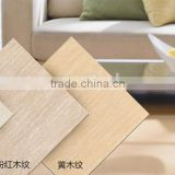 Wood Line Pure Bright Vitrified FoShan Ceramic Porcelain Unglazed Tiles