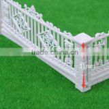new model fence, model fence in fencing, fence 3d models, model railway fence, plastic fence for 1/100