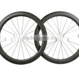 carbon road wheels 60mm tubular for road bicycle with basalt braking surface chinese carbon wheels 60mm FIX GEAR Wheels