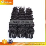 Hot Selling Top Quality Cheap Natural Black Brazilian Deep Wave Human Hair Wigs for Black Women