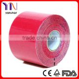 Muscle tape pink Manufacturer CE FDA approved