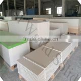 White Solid Surface Stone/12mm Corian Acrylic Sheet/Marble Kitchen Slab