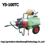 China Agricultural Irrigation Water Pump Electric Garden Cart Water Tank Trolley YS-100TC