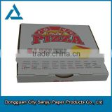customized wholesale motorcycle corrugated delivery pizza boxes
