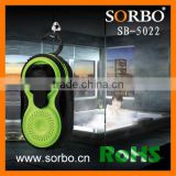 Cheap portable splash-proof bathroom shower am fm radio great for home