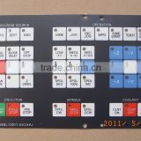 Withein one day shipping A98L-0001-0524#J Fanuc Keypad Membrane