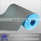 Not easy to breed bacteria break aluminium foil xpe foam heat insulation material for building