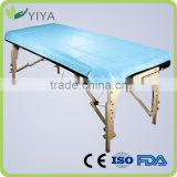 Disposable hospital bed sheet disposable examination table sheet nonwoven bed sheet for hospital