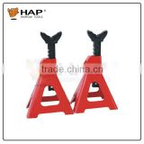 Car repair tool hydraulic double locking jack stand