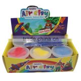 multicolored air dry clay crafts soft modelling dry clay putty expanded fimo lightweight clay