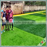 AVG Factory Over 30 Years History Manufacture High Quality Artificial Grass For Football Field Prices
