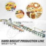YX600 Factory direct sale food confectionery professional good quality ce biscuit making machinery in bakery equipment
