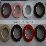 Good price grommet design use curtain eyelet rings with different colors