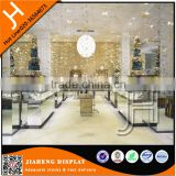 Retail store boutique cashier jewelry counter design