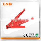LS-519 automatic cable tie tool for width 2.4-9mm nylon cable ties fasten tool cable tie tensioning tool