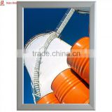 New product china supplier hanging aluminum photo frame light box wholesale