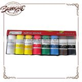 Wholesale 100ml Cheap Art Acrylic Paint Set, Neon Acrylic Paint Color 100ml Artist In Malaysia