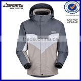 Fuyang Tymin custom made ski wear running jacket china clothing manufacturers clothes turkey athletic apparel men's hoody jacket