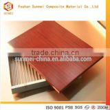 artificial boxwood aluminum honeycomb panel