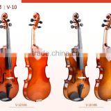 China handmade all maple with case , bow & rosin 4/4, 1/4, 1/2 violin