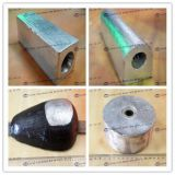 High Potential Extruded sacrificial anodes for cathodic protection ( CP ) systems
