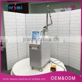Stable & Average Circle output max 10 shots in 1 second fast treatment birthmark removal machine